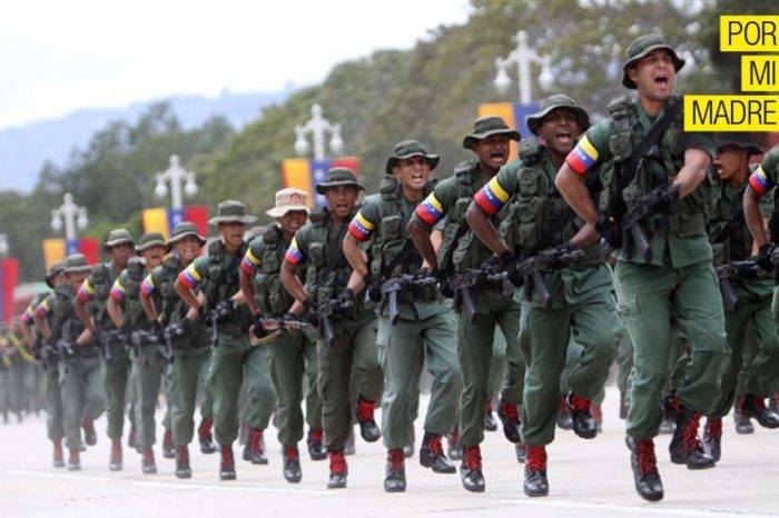 Sigue la desbandada en la Fuerza Armada Nacional