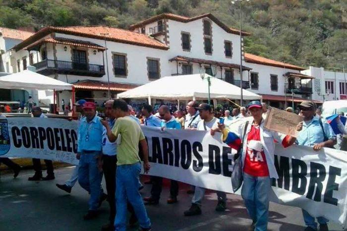 17.000 trabajadores de Corpoelec han renunciado para irse del país