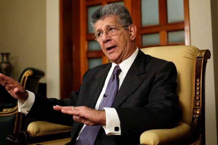 Ramos Allup: ningún partido de oposición va a inscribir candidatos en las municipales