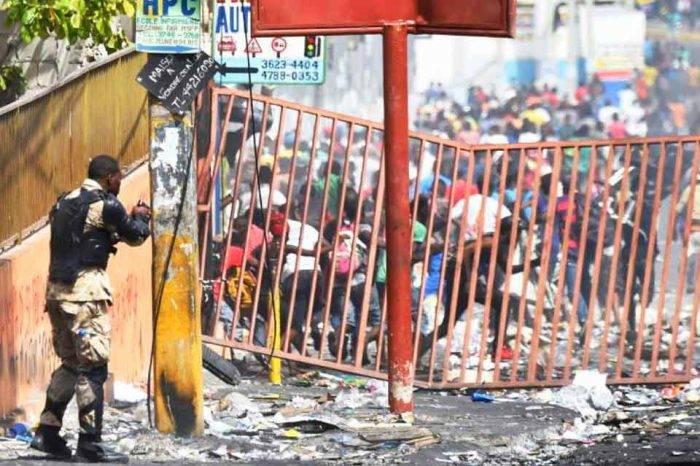 Tres personas han muerto durante protestas por aumento de la gasolina en Haití