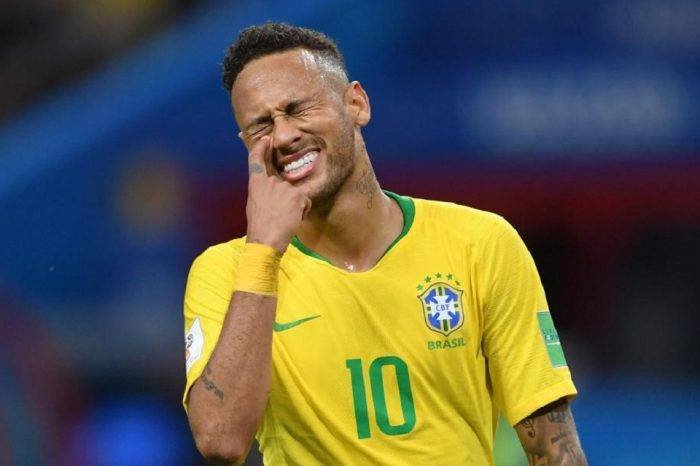 Neymar selección de Brasil. Rusia 2018