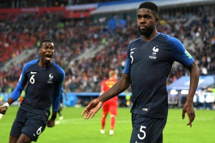 Francia pasa a la final. Rusia 2018
