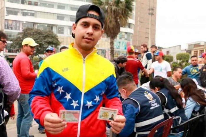 Perú evaluará recurso para permitir que venezolanos ingresen sin pasaporte
