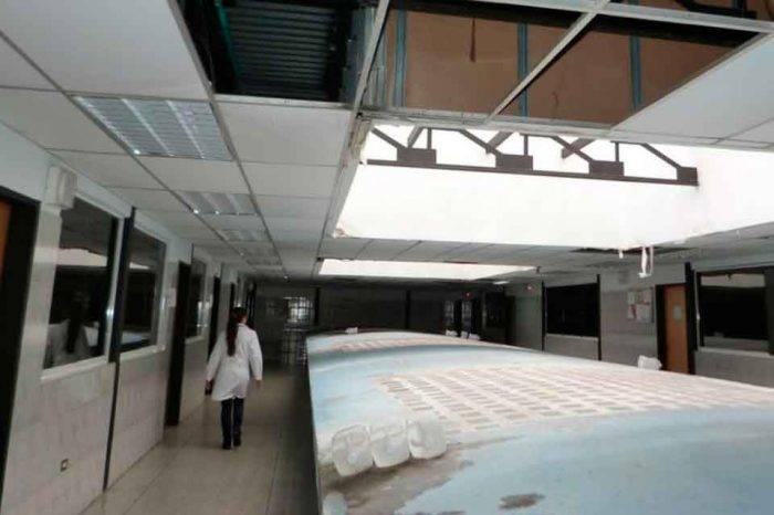 Declaran en cierre técnico la unidad de nefrología del hospital central de San Cristóbal