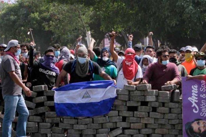 295 personas han sido asesinadas durante las protestas en Nicaragua, según la CIDH
