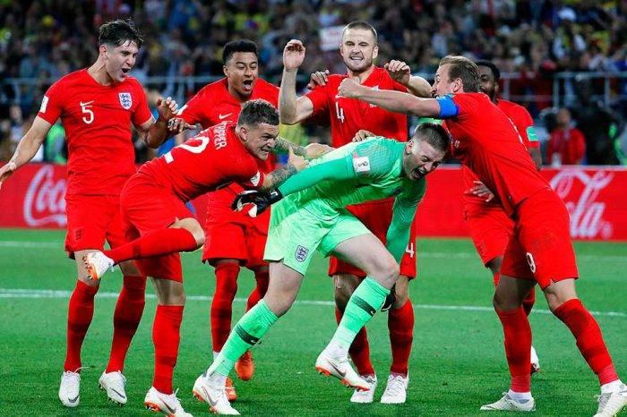 Rusia 2018: Inglaterra se impone a Colombia en los penales