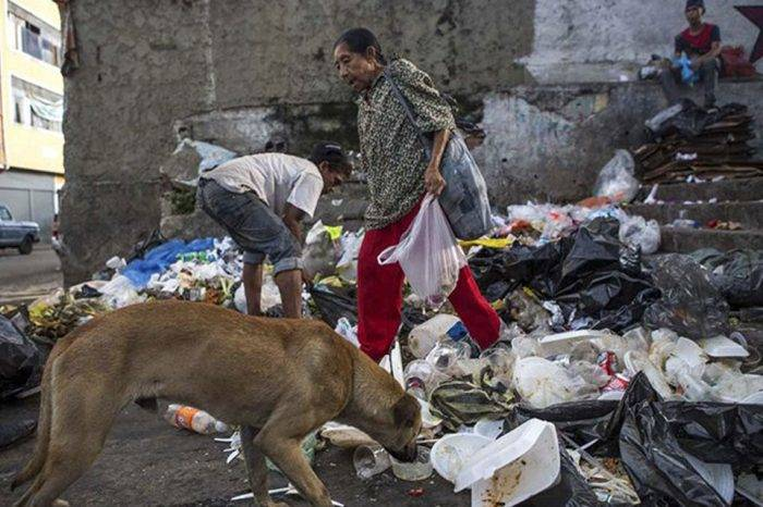 Encuesta Encovi Pobreza en Venezuela