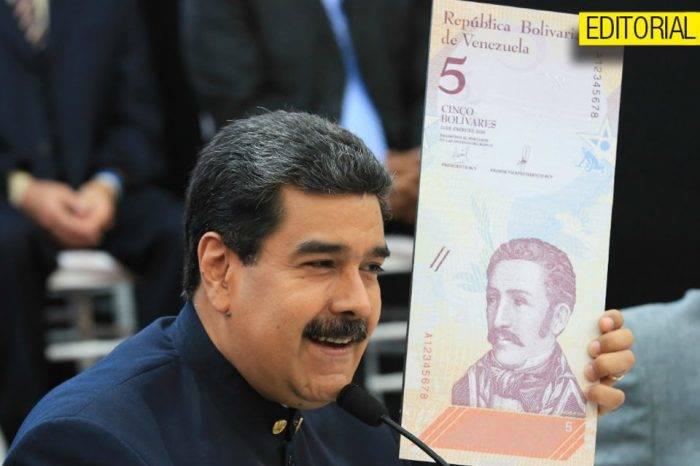 Nicolás Maduro corroboró que es un soberano incapaz, por Xabier Coscojuela