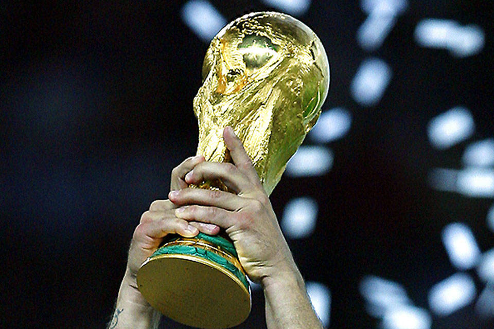 Copa Mundial. Rusia 2018