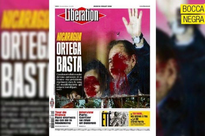 Liberation portada 19 de julio