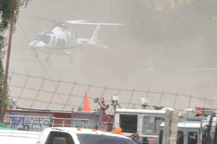 Mueren 24 personas en explosión de fuegos artificiales en México