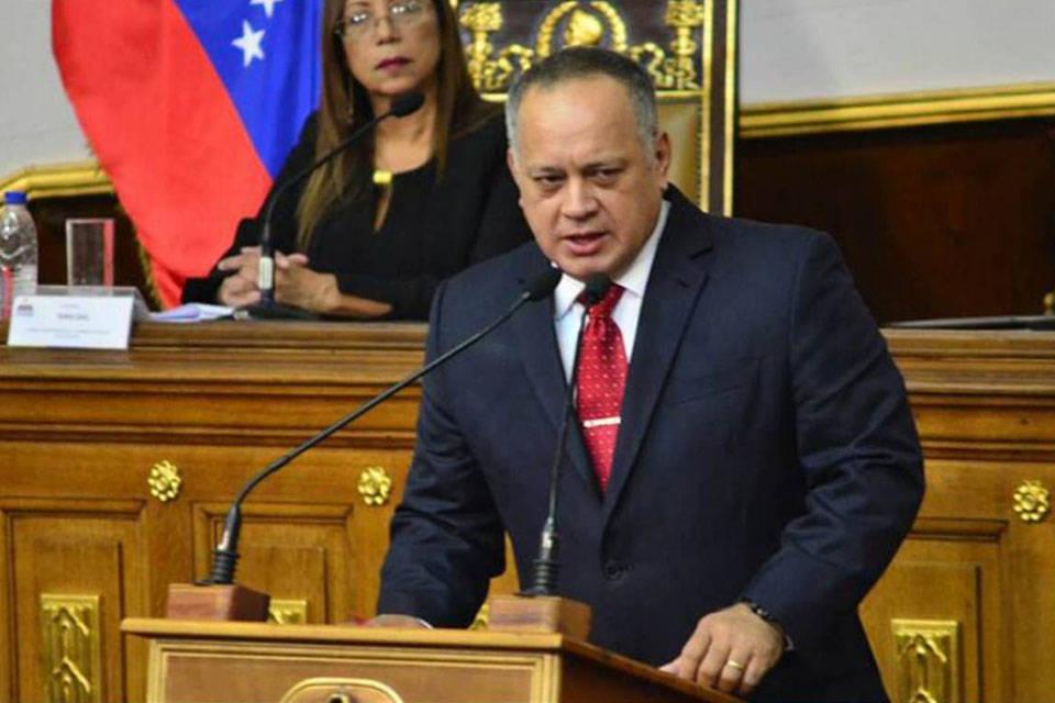 ANC presidida por Diosdado Cabello