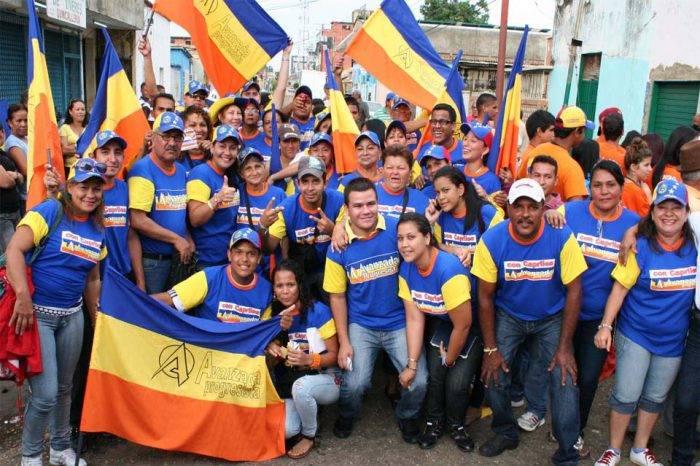 Avanzada Progresista pide a venezolanos salir a protestar contra el régimen el 1-M