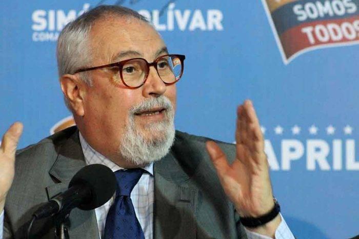 """Ramón Guillermo Aveledo pidió a Guaidó tener """"cuidado con las presiones"""""""