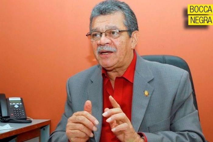 Apostilla para Earle Herrera, ex humorista