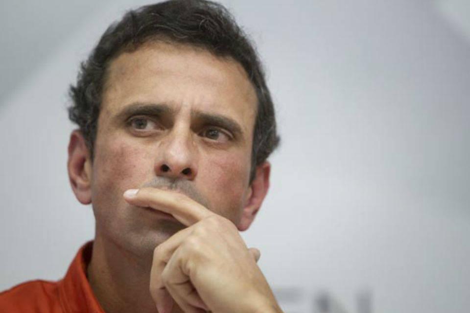 Capriles Primero Justicia