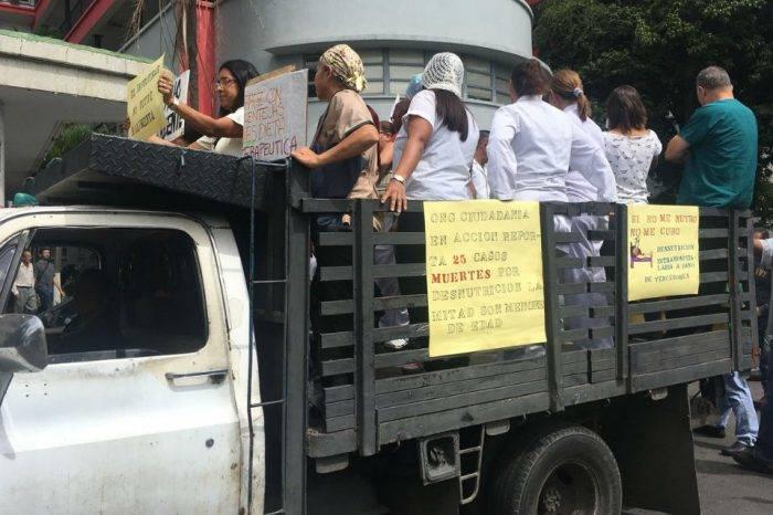 'Caravana por la vida' obtuvo el apoyo de la Conferencia Episcopal Venezolana
