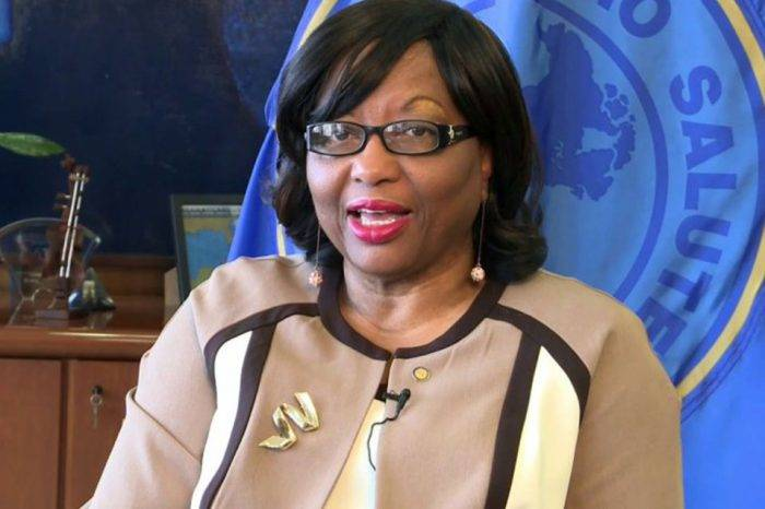 Carissa Etienne. Directora de la OPS