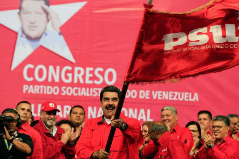 Congreso PSUV. Foto: El Universal
