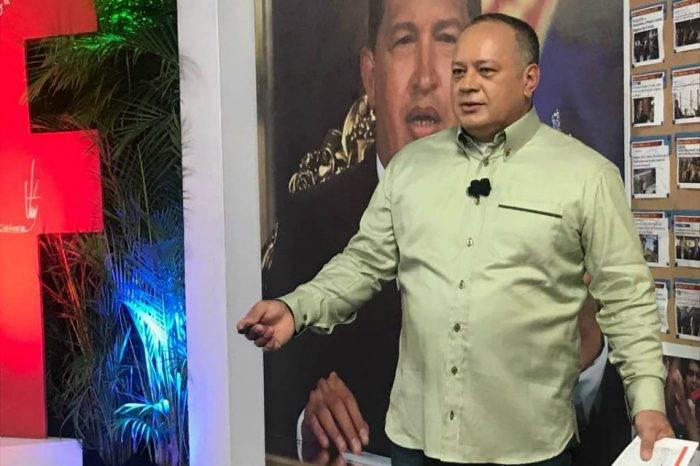 El censor Cabello reitera su amenaza contra TalCual, El Nacional y La Patilla