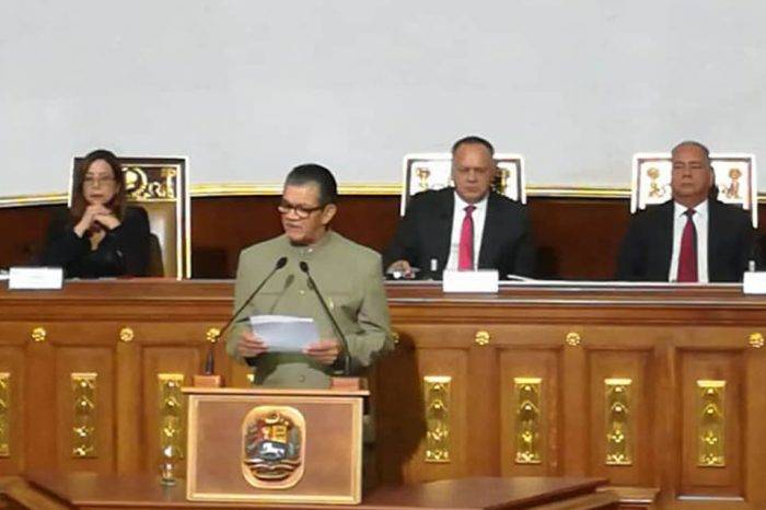 Asamblea Constituyente autorizó el viaje de Maduro a Turquía