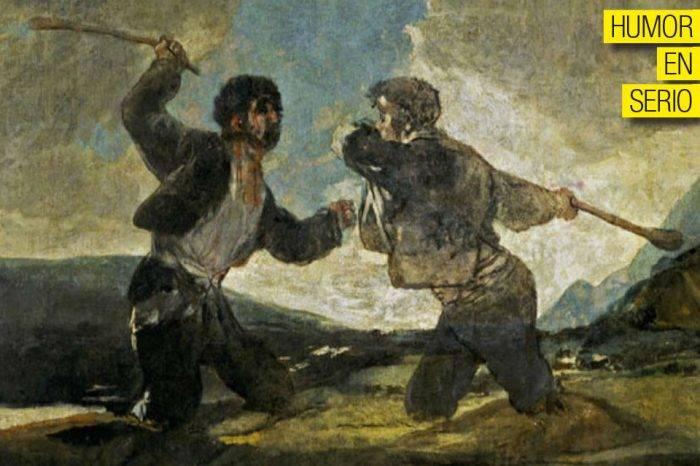 Duelo a garrotazos, por Laureano Márquez