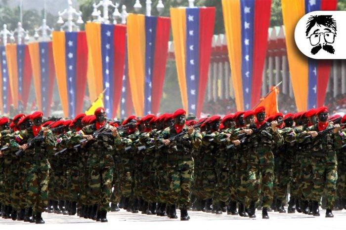 Manu Militari, por Teodoro Petkoff