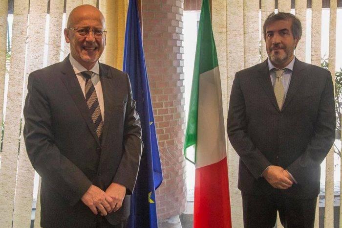 Consulado de Italia en Caracas acelera la entrega de pasaportes a pesar de poco personal