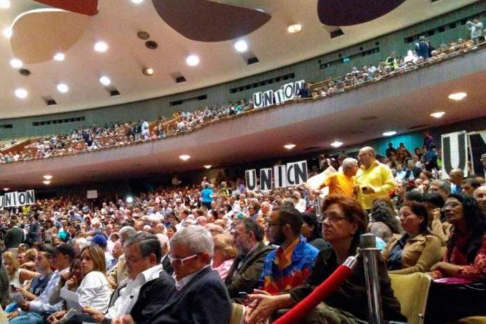 Seguimos exigiendo acuerdo político, por Omar Ávila
