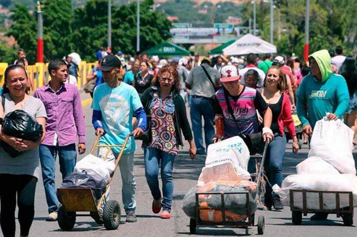 Venezolanos que participaron en censo podrán obtener residencia en Colombia
