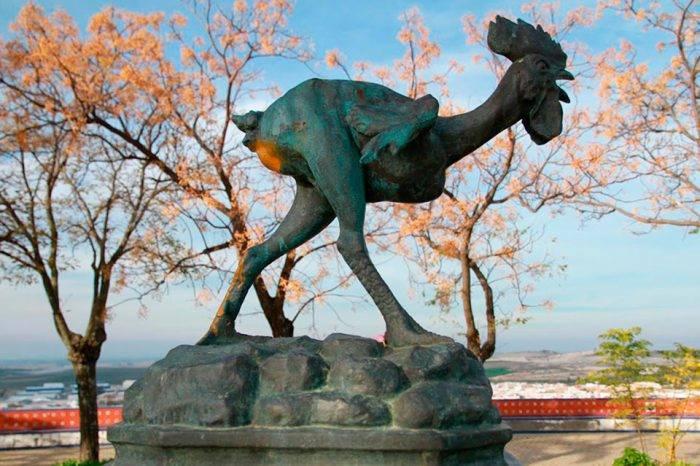 La conversión del gallo pelón, por Carolina Gómez-Ávila