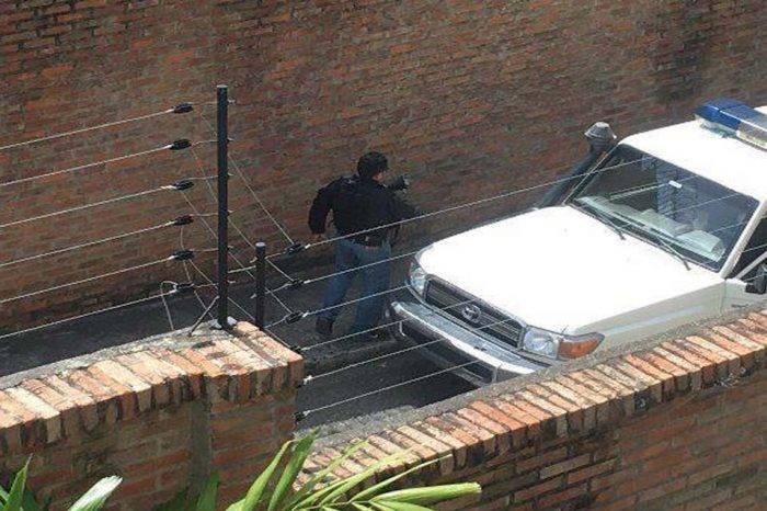 Sebin rodea casa de Tomás Guanipa2