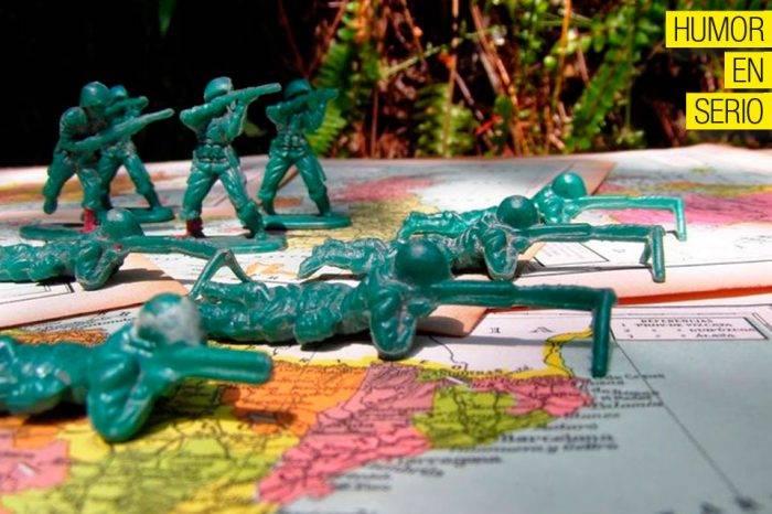 La guerra guerrática, por Laureano Márquez