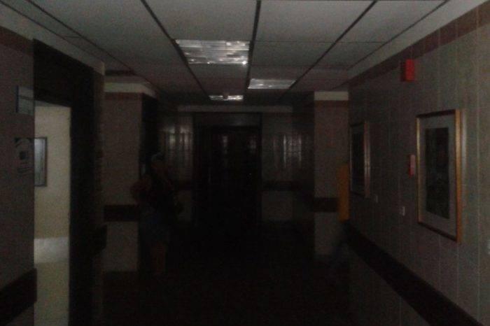 Hospital general de los Valles del Tuy sin luz