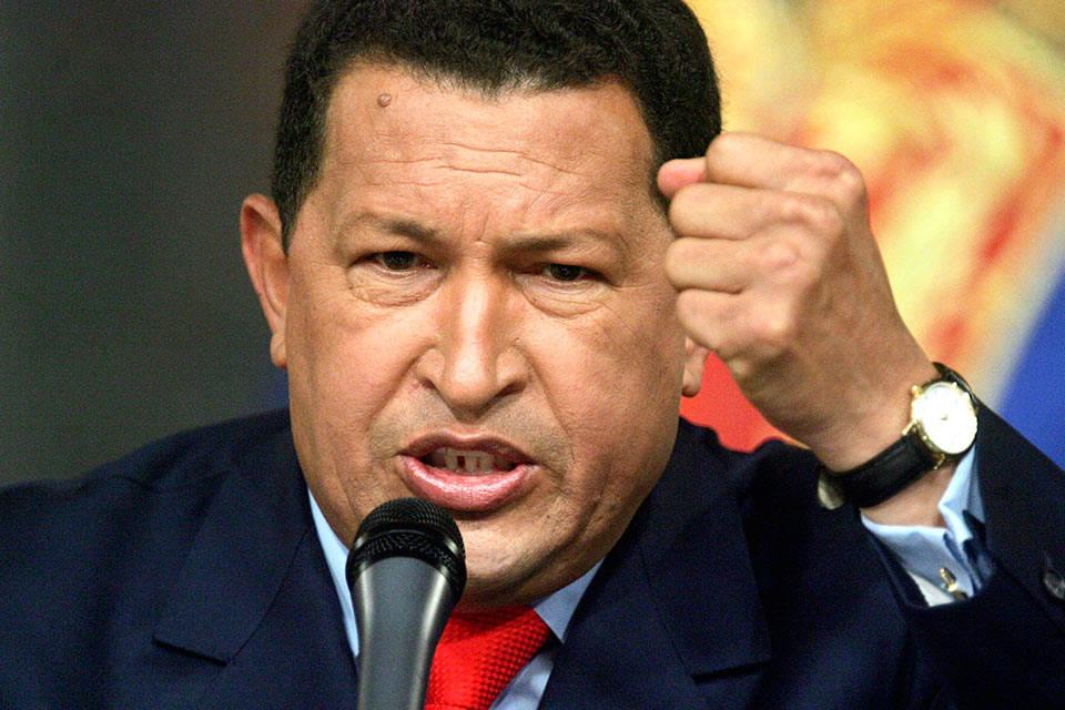 Hugo Chávez. Foto: El Biyullo