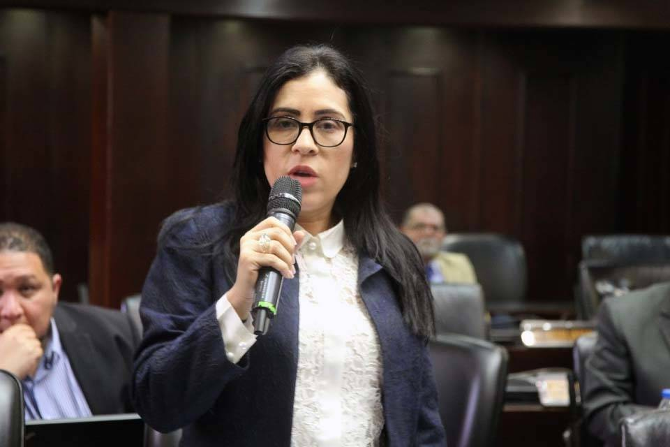 Diputada Larissa González Delta Amacuro