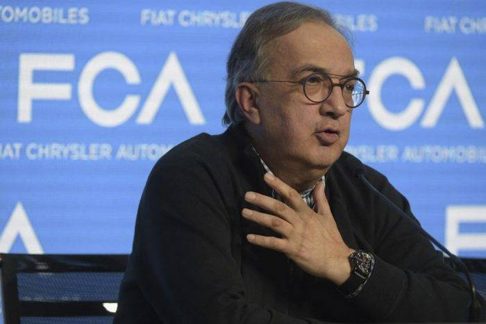 Murió Sergio Marchionne, el hombre que salvó a Fiat de la quiebra