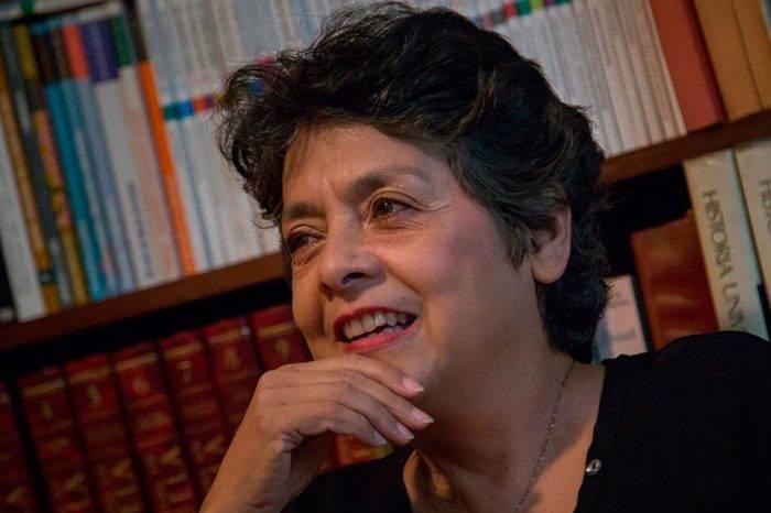 Margarita López Maya. Foto: Infobae
