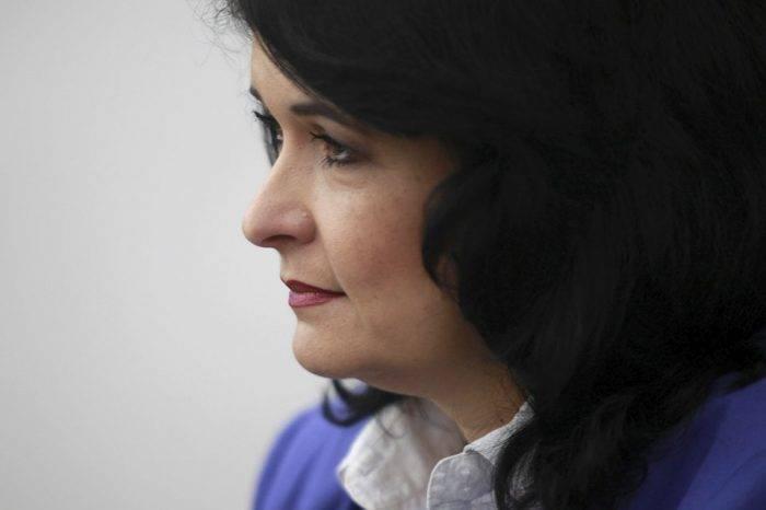"""Marypili Hernández también cuestionó """"falta de democracia"""" en el Psuv"""