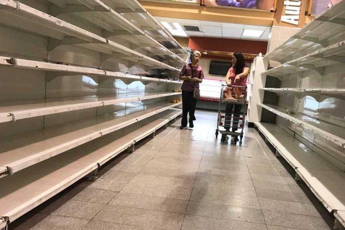 Venezuela acumula una caída económica de 42% en los últimos 6 años