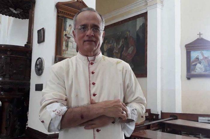 Turbas orteguistas agredieron a obispos y periodistas en Nicaragua