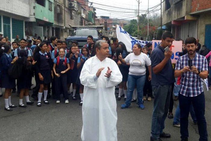 Padre Alfredo Infante. Foto: El Guardián Católico