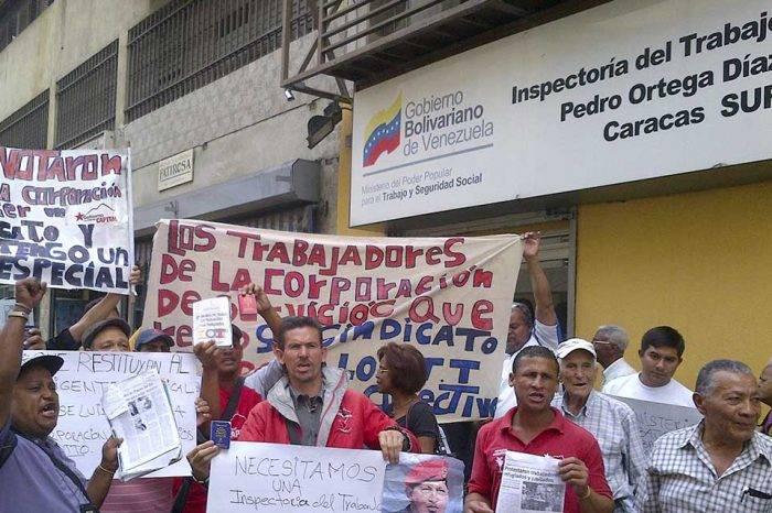 """""""Presidente obrero"""", favor presentarse en Mintrabajo, por Gregorio Salazar"""