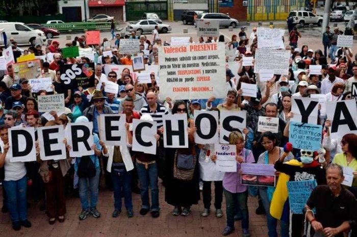Se registraron 5.315 protestas durante el primer semestre de 2018