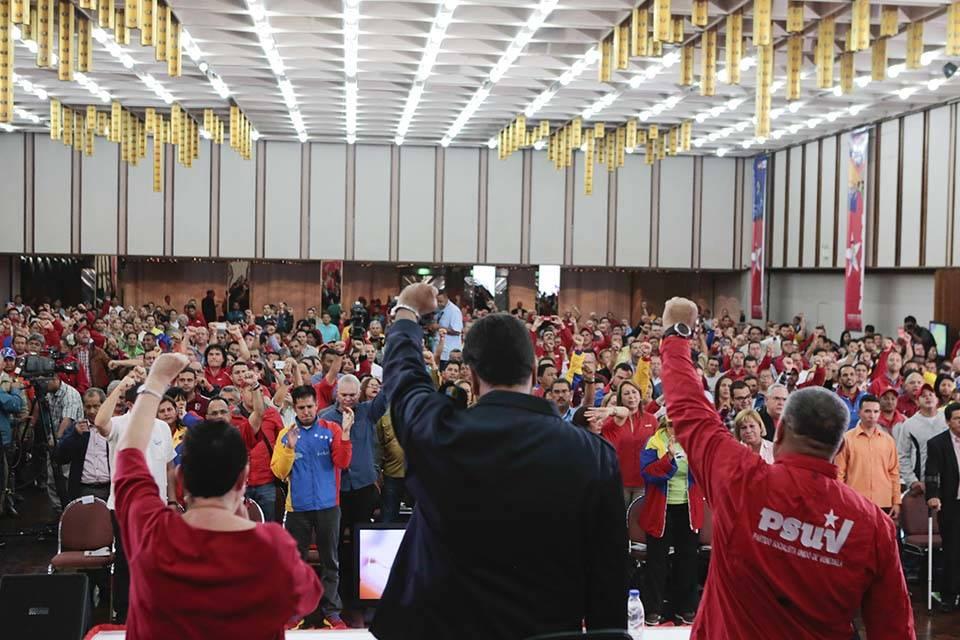 IV Congreso del Psuv