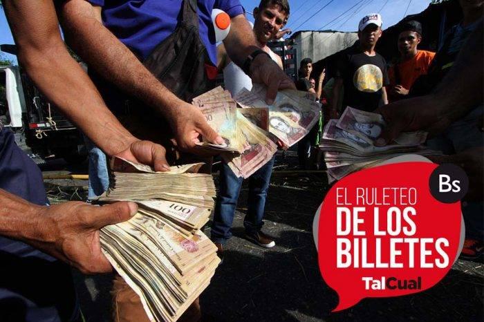 Venezuela: único país con hiperinflación donde billetes tienen precio (II)
