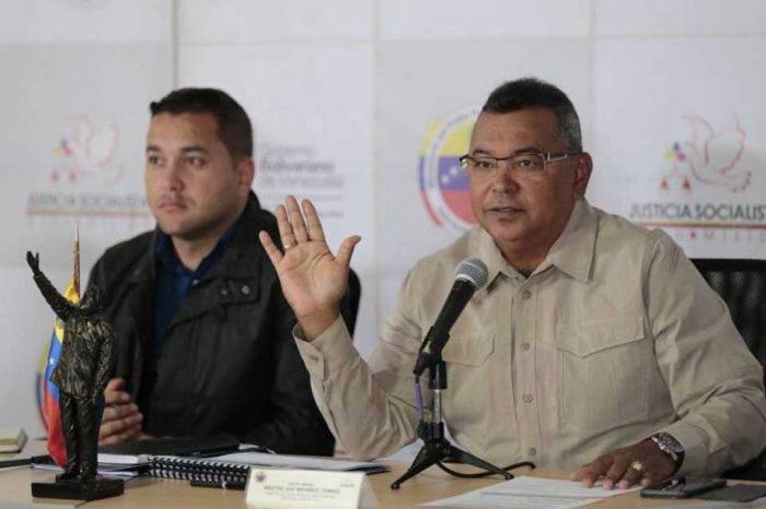 Ministro Reverol plantea usar pasaportes no retirados para fabricar nuevos
