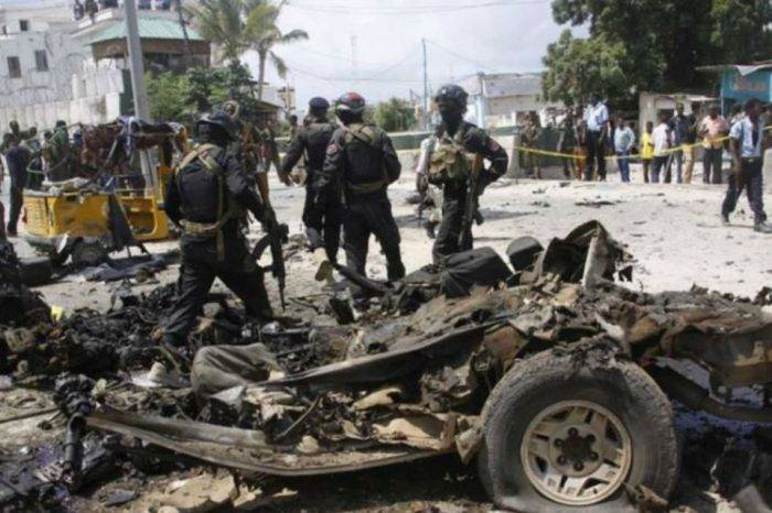 Seis muertos dejó atentado cerca del palacio de Gobierno en Somalia