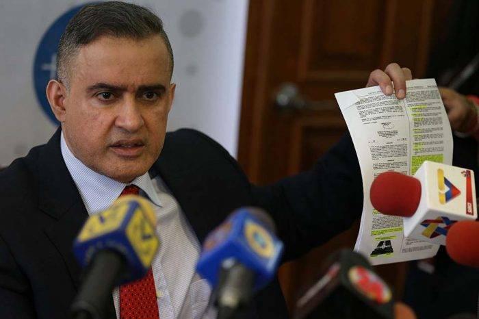 Tarek William Saab informa que 23 fiscales fueron detenidos por actos de corrupción