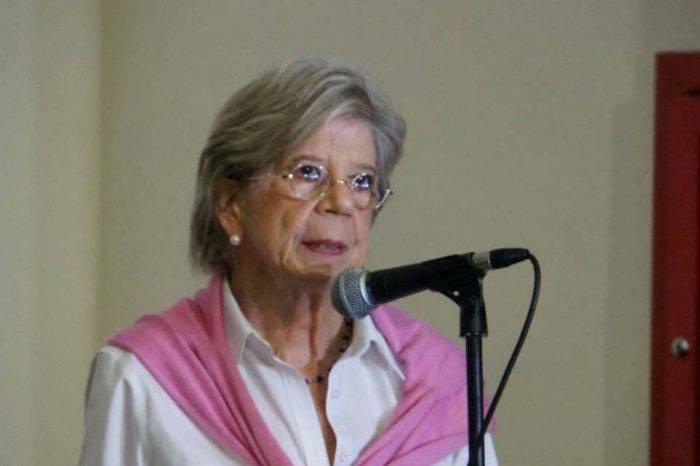 Teresa Albanes anuncia su adhesión al movimiento Soy Venezuela
